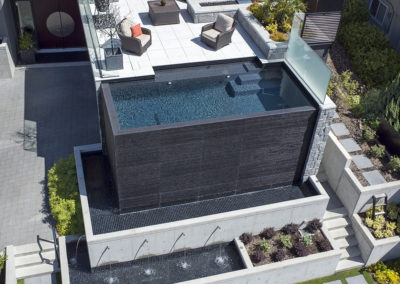 Alka Pool - Spa Water Feature