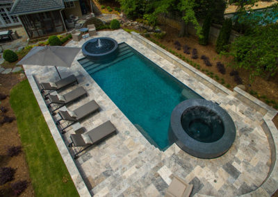 Artistic Pools - Geometric Pool