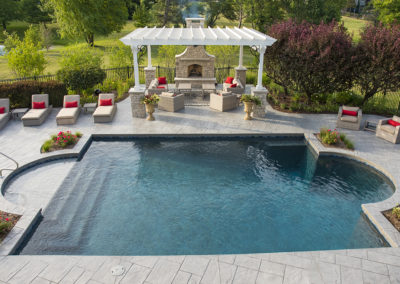 Barrington Pools - Geometric Pool - Traditional Pool