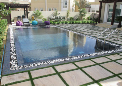 Belhasa Pools - Geometric Pool - Traditional Pool