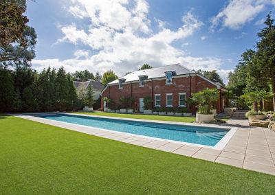 Falcon Pools - Geometric Pool - Traditional Pool 2