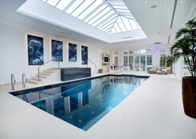 Falcon Pools - Indoor Pool
