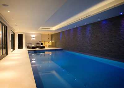 Falcon Pools - Residential Indoor