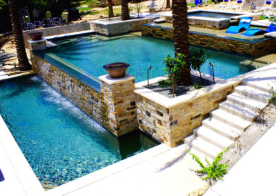 Fossil Creek Pools - Geometric Pool - Traditional Pool