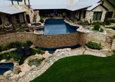 Fossil Creek - Residential Infinity Edge