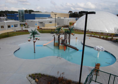 Panama City Beach Commercial Pool