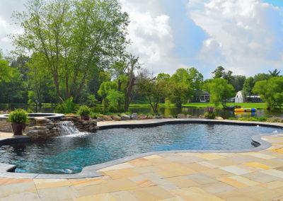 Klimat Master Pools - Freeform Pool - Natural Pool 2
