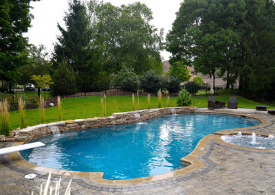 Klimat Master Pools - Freeform Pool - Natural Pool