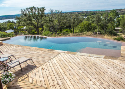 Master Pools of Austin - Residential Infinity Edge
