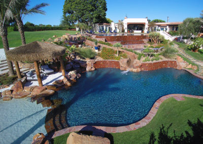Mission Pools - Freeform Pool - Natural Pool