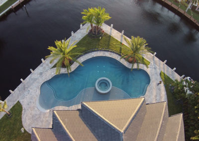 Pool Builders Inc - Freeform Pool - Natural Pool