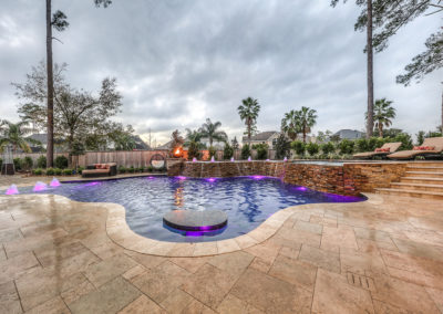 Regal Pools - Spa - Water Feature