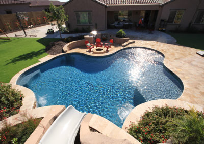 Shasta Pools - Freeform Pool - Natural Pool
