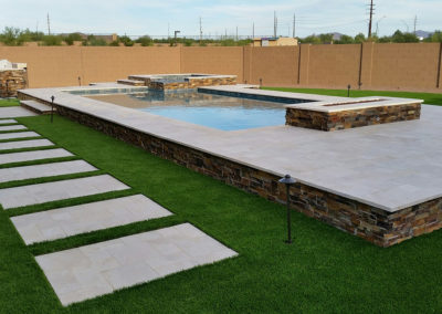 Shasta Pools - Geometric Pool - Traditional Pool