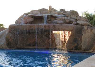 Shasta Pools - Water Feature
