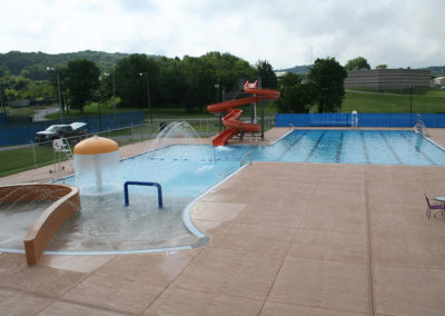 Burleson City Commercial Pool